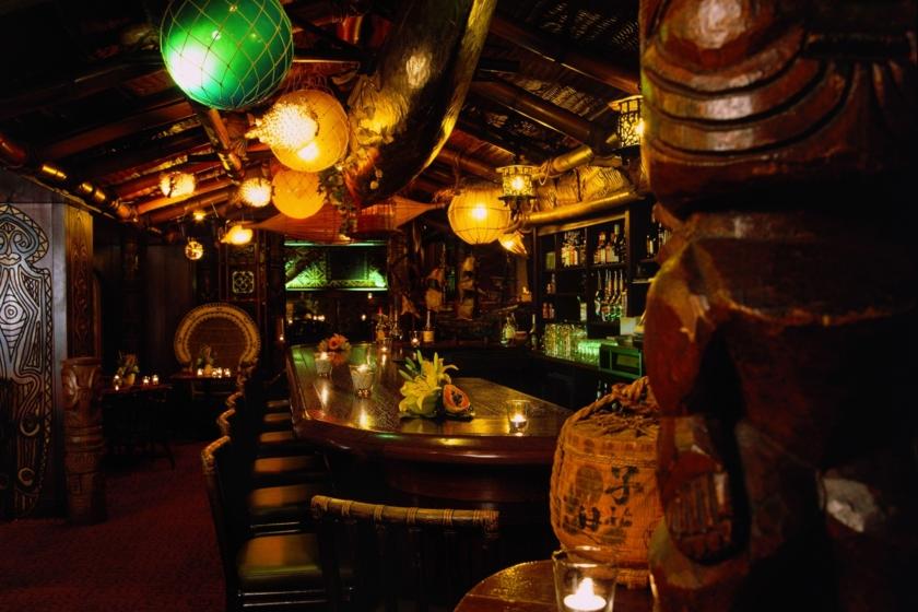 Restaurant Trader Vic's