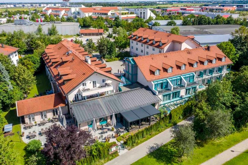 Außenansicht Best Western Plus Hotel Erb Parsdorf-München