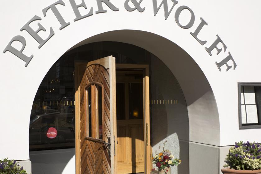 Restaurant Peter & Wolff Außenansicht