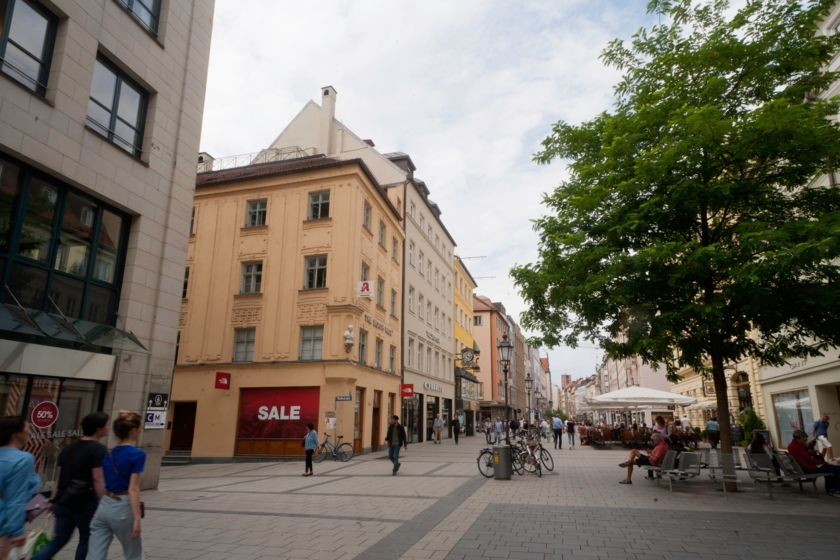 Sendlingerstraße Ecke Dultstraße