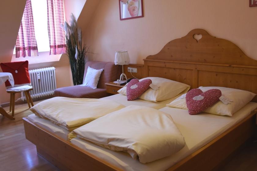 Einzel oder Doppelzimmer Hotel Monaco