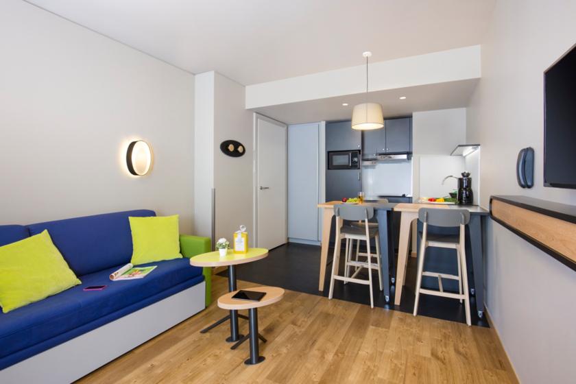 Apartment max. 4 Personen