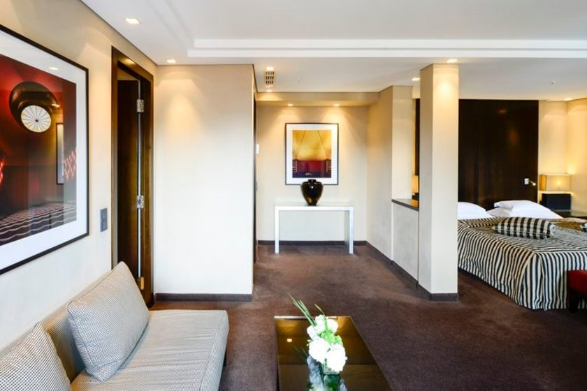 Junior Suite Standaard; Cosmopolitan beige