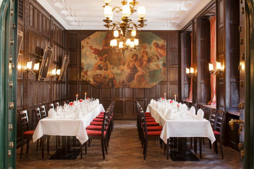Rembrandtzimmer - Nebenraum im Restaurant