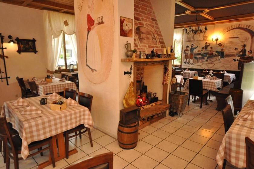 "Restaurant ""La Locandiera"""