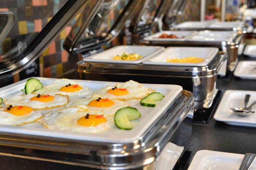 Frühstück Best Western Plus Hotel Erb Parsdorf-München