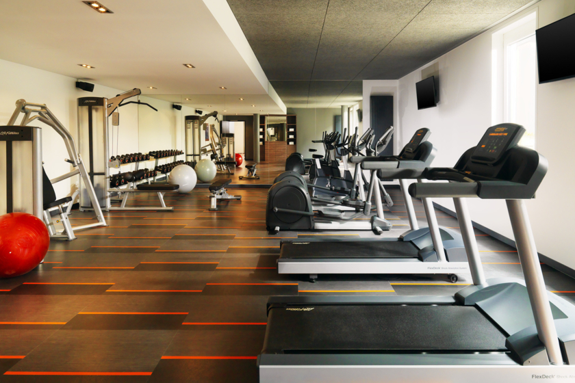 Fitness Center Re:charge