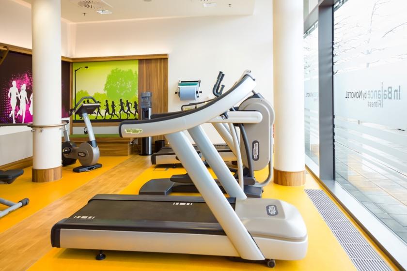 Fitness Bereich