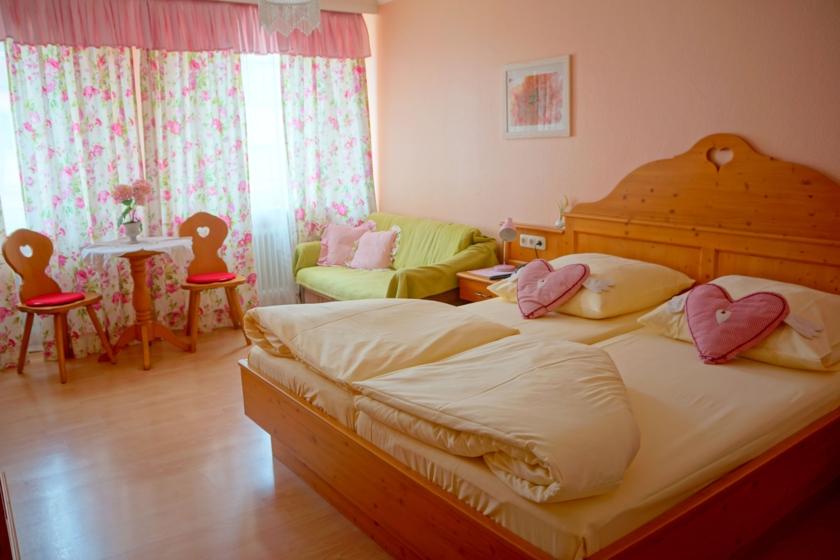 Hotel Monaco Doppelzimmer