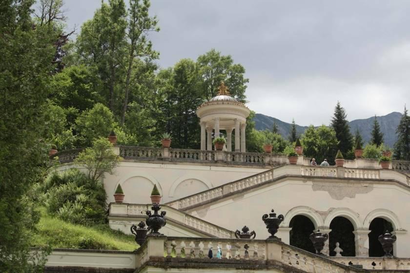 Schloss Linderhof 9096