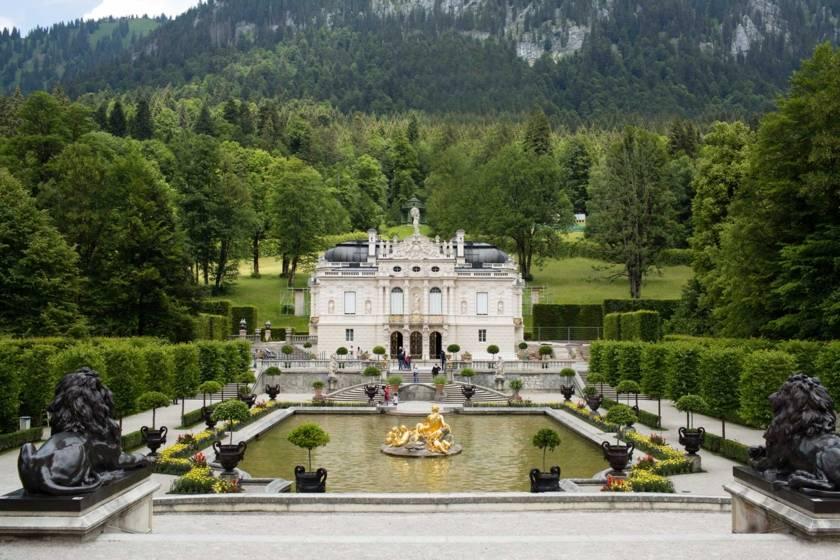 Schloss Linderhof 9043