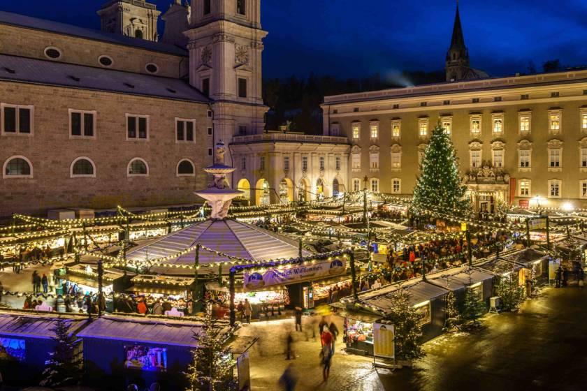 Salzburg Christkindlmarkt