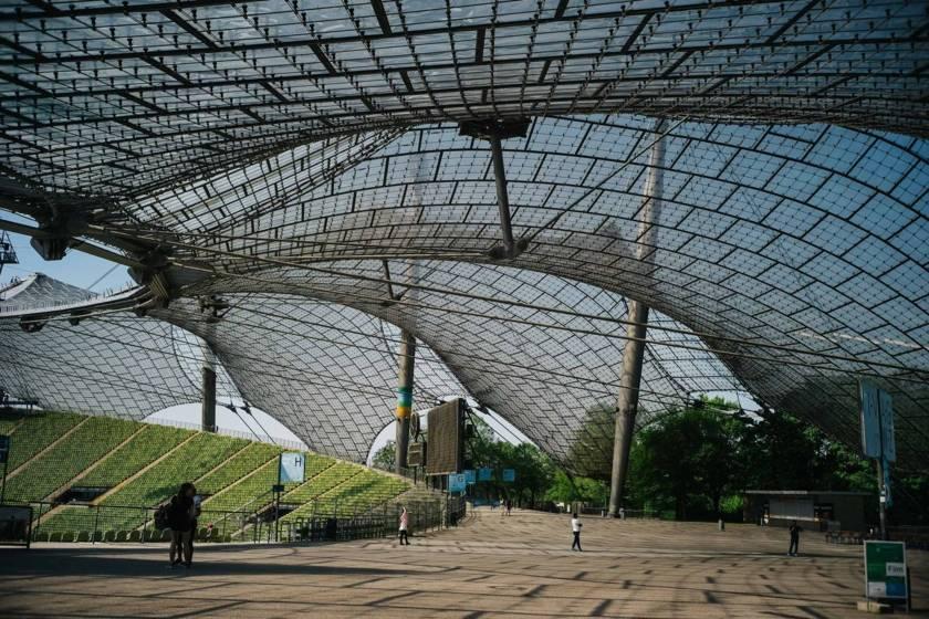 Olympiastadion Dach dm0204