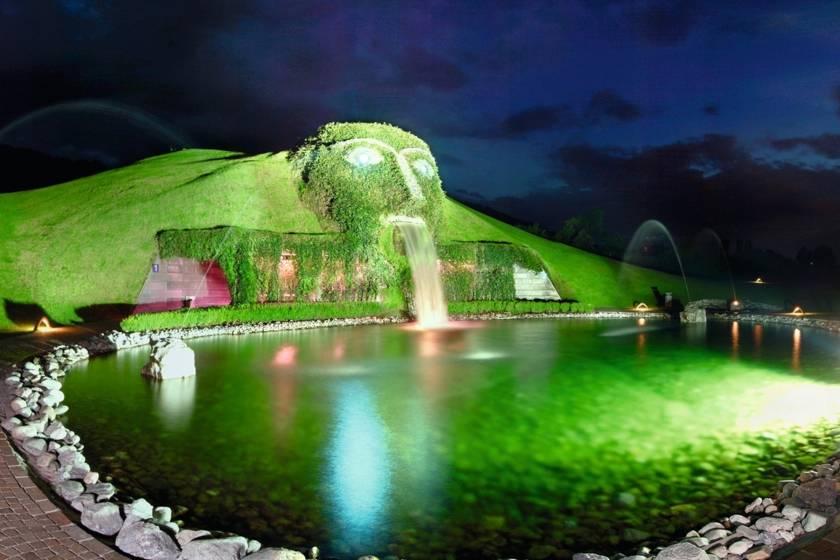 Swarovski Kristallwelten Tourismus Innsbruck