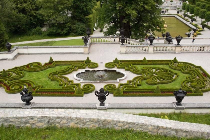 Schloss Linderhof 9054