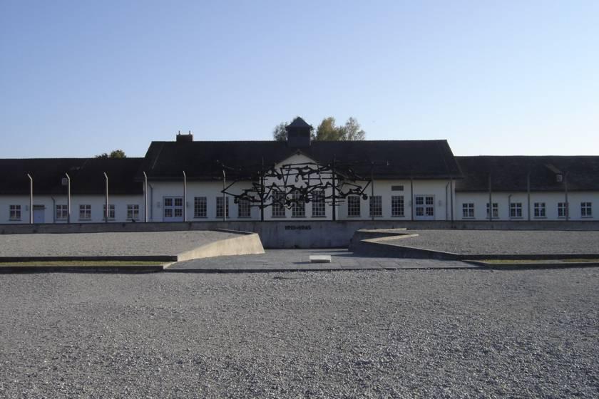 KZ-Gedenkstätte Dachau Appellplatz