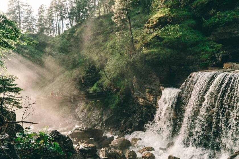 Garmisch Kuhfluchtwasserfall