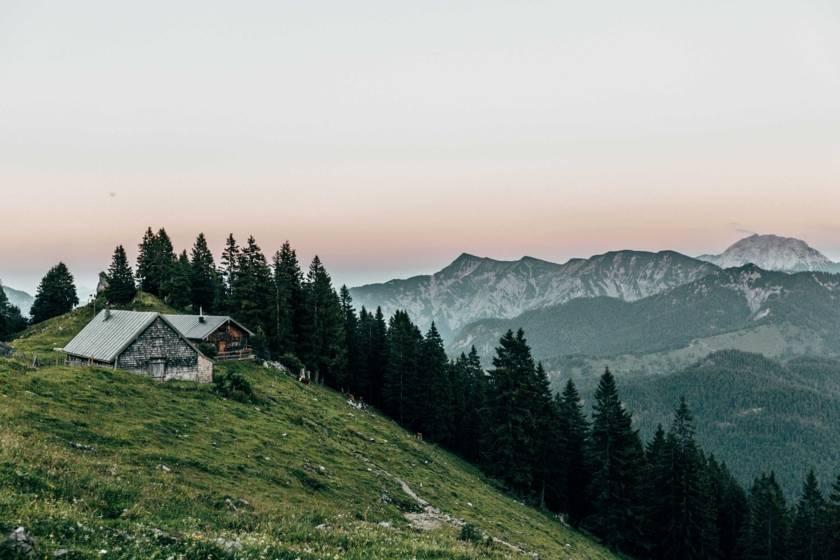 Voralpen Hütten 9777