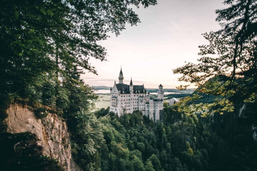 Schloss Neuschwanstein 02641