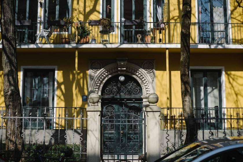 Georgenstraße Haus dm0189