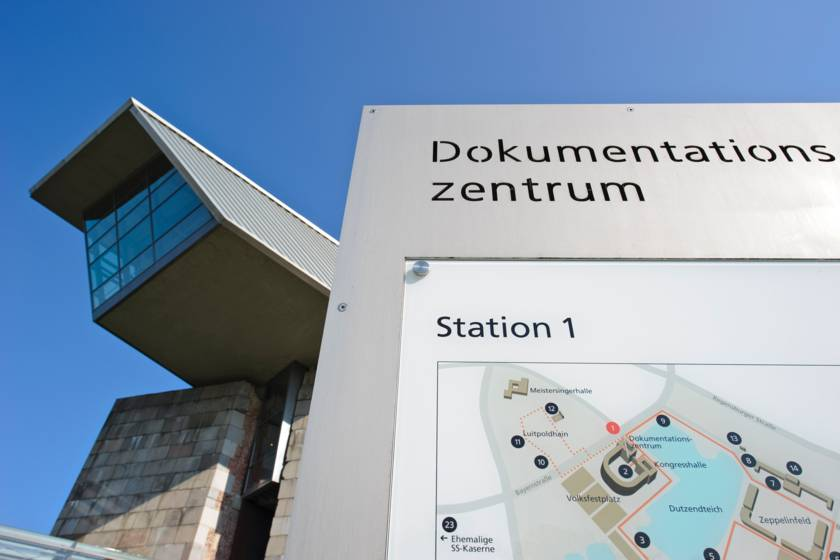 Nürnberg NS-Dokumentationszentrum