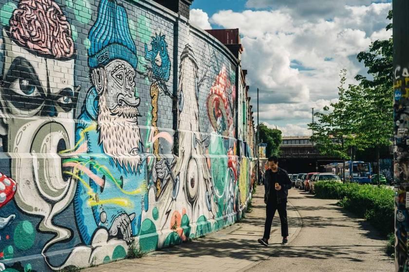 Tumblingerstraße Street Art dm0119