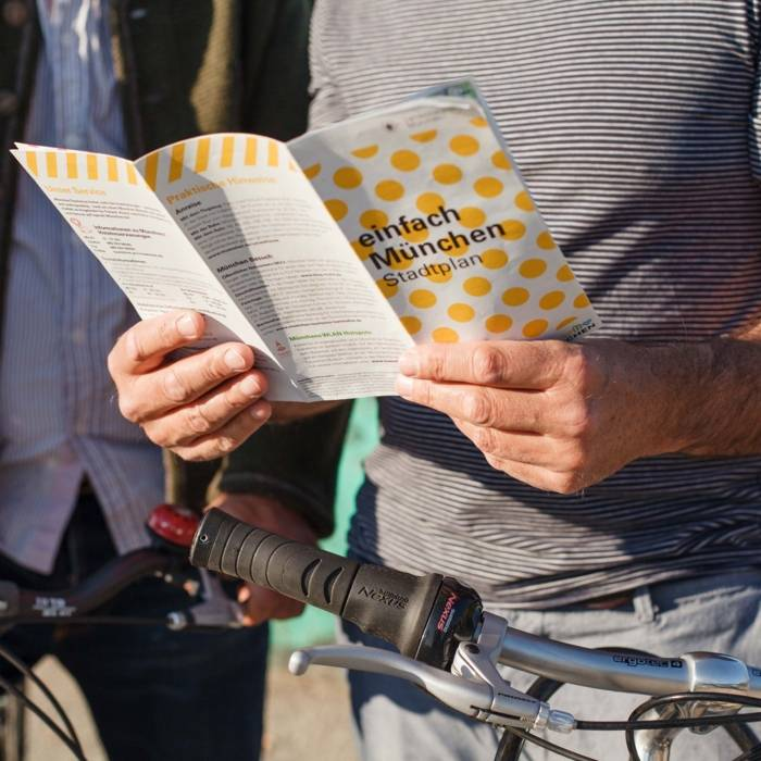 Unsere Broschüren Zum Download Einfach München