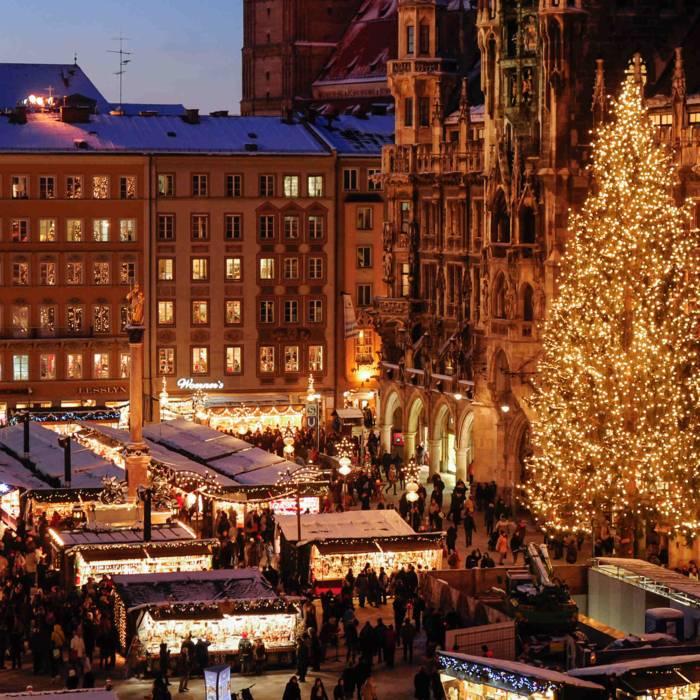 Weihnachtsmarkt Waren 2019.Münchner Weihnachtsmärkte Einfach München