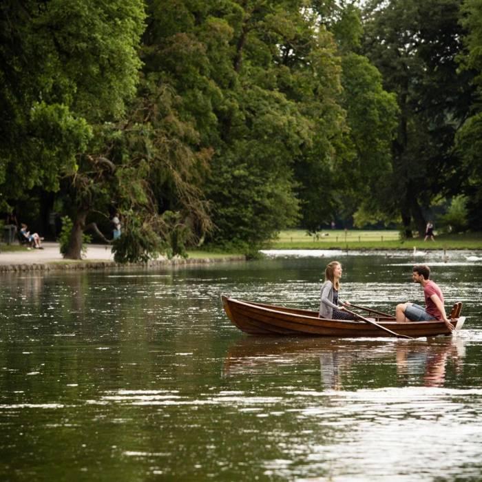 Englischer Garten Teehaus: Paar-Test: Wie Romantisch Ist Der Englische Garten?