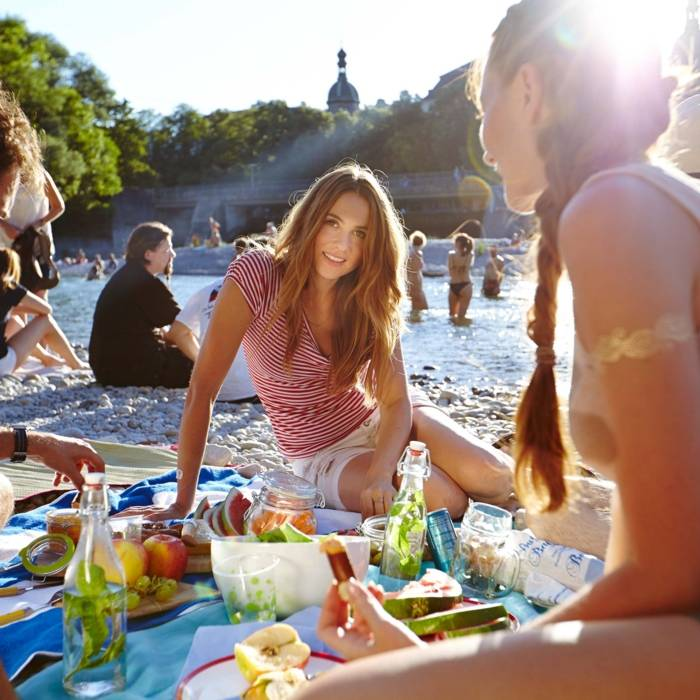 Picknick in München - die besten Plätze | einfach München