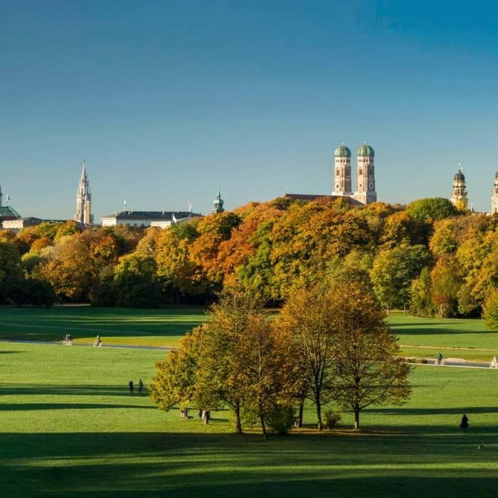 Spielplätze Englischer Garten: Einfach München