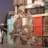 Einblick in die Retrospektive der New Yorker Künstlerin Swoon, die mit Scherenschnitten und Paste-ups arbeitet.