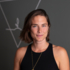 Die Yogalehrerin und Gründerin Sinah Diepold hat ihr Studio im Stadtviertel Lehel.