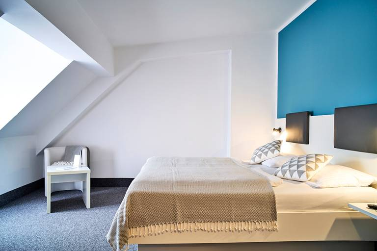 Doppelzimmer Innenhof