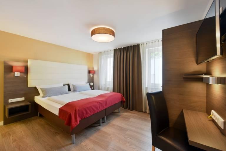 2-Zimmer-Apartment