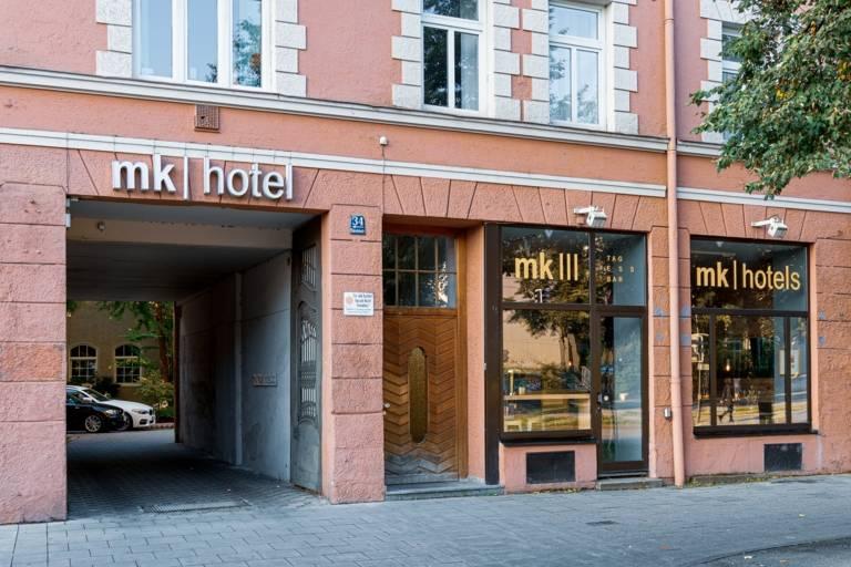mk   hotel München Max-Weber-Platz