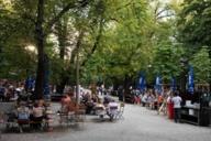 Der älteste Biergarten Münchens: der Augustiner Keller.