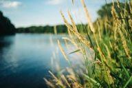 Am Ufer der Isar, im Sommer das Freizeitparadies schlechthin.