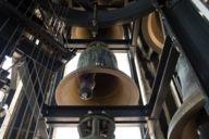 43 Glocken dieser Art sorgen für die musikalische Begleitung des Glockenspiels am Münchner Marienplatz.