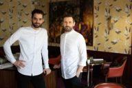 """Den Ausklang meines perfekten Dinners bespreche ich mit Eugen Stichling. Er arbeitet neben dem jungen Küchenchef Christoph Kunz im Restaurant """"Alois""""."""