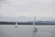 Wasser, Wind und Wellen – der Starnberger See bietet alles für einen ordentlichen Segeltörn.