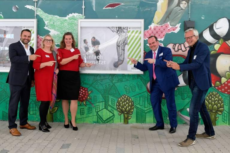 Die Podiumsredner des Tourismustag 2019