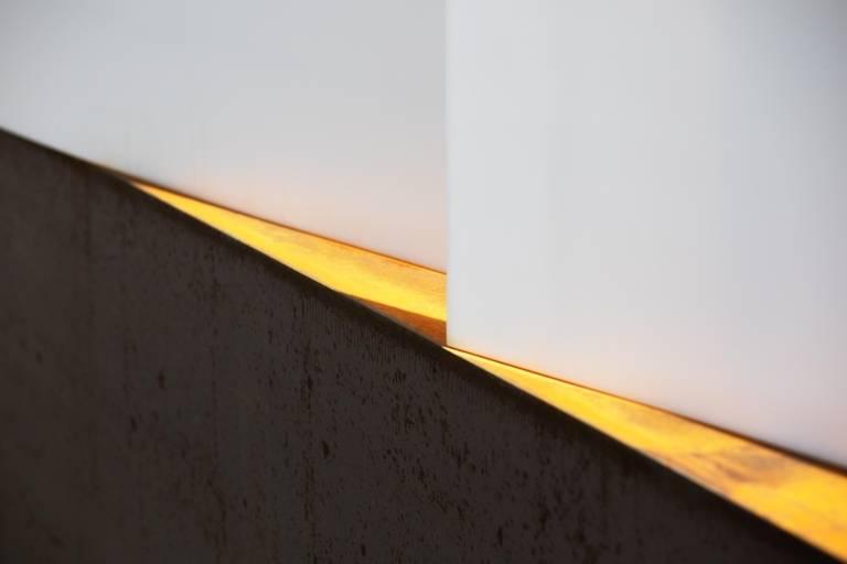 Das Kunstwerk Luminous Link in der Maxvorstadt in München