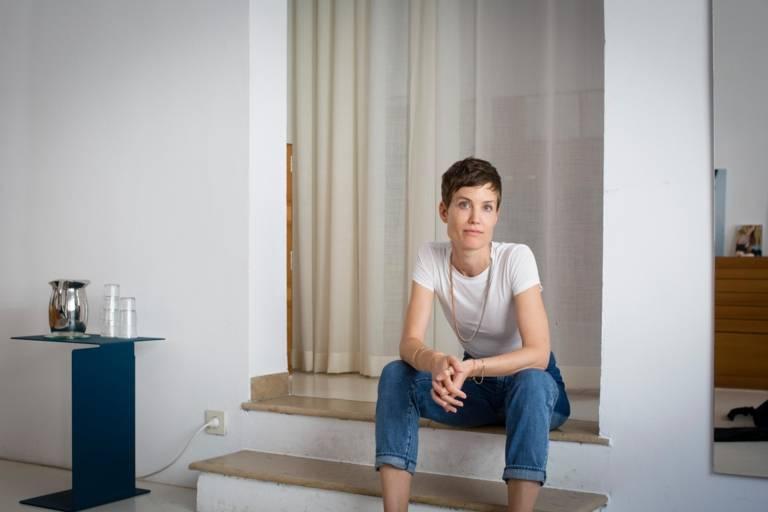 Schmuckdesignerin Saskia Diez in München.