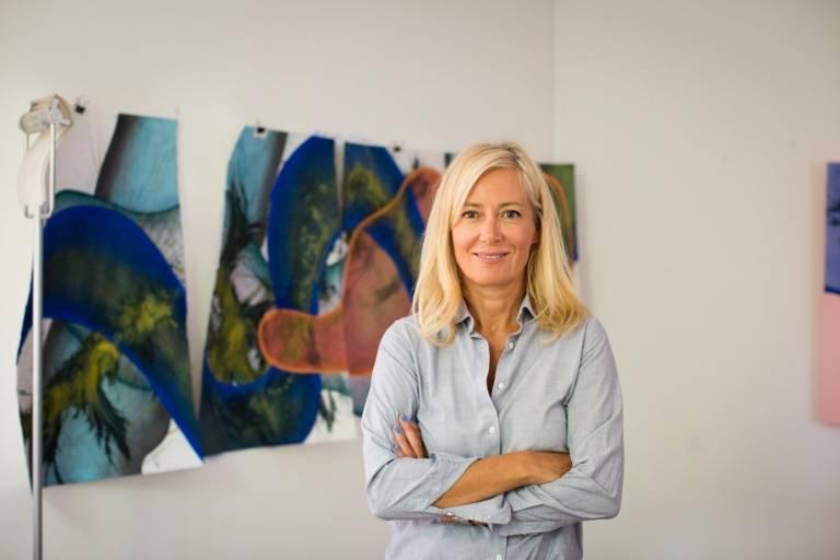 Judith Millberg in München.