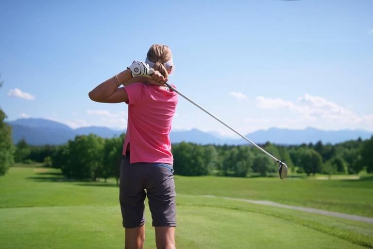 Golfzeit in der Umgebung von München