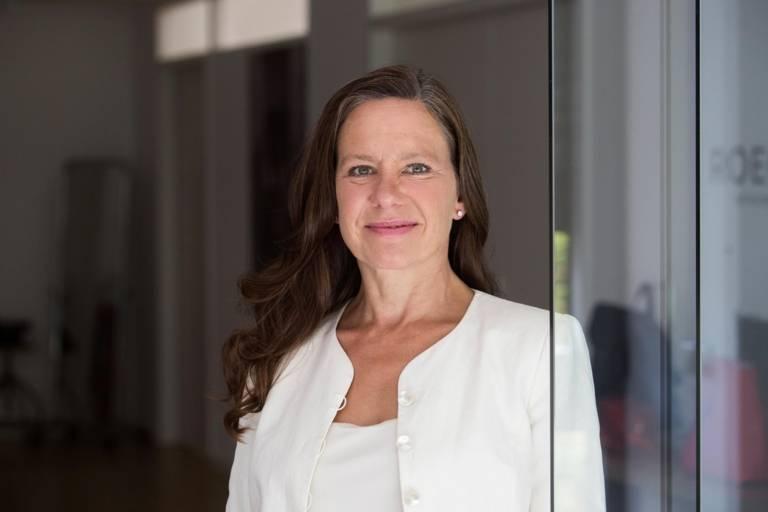 Unternehmerin Annette Roeckel in München.